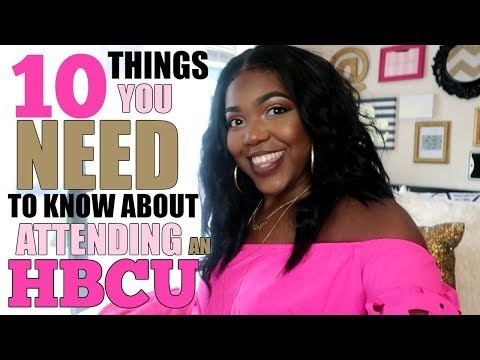 10 Things you NEED to Know About HBCUs || BrelynnBarbie
