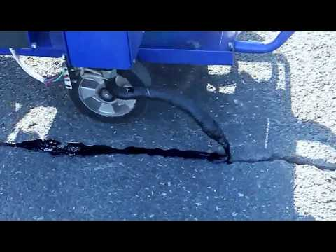RS-60 Asphalt Crack Sealing Machine