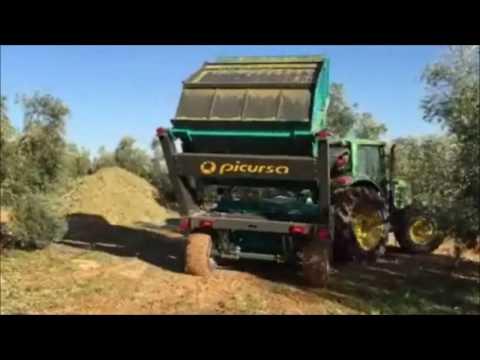Trituradora BIOMASA Aliramas Energy 5000 PICURSA