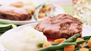 Campbells Kitchen  Best Ever Meatloaf
