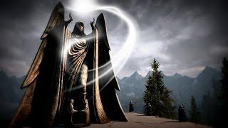 TES V Skyrim - Храм Меридии/ Рассветная заря