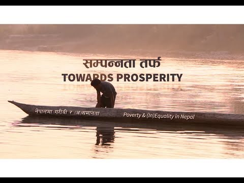 Towards Prosperity: Poverty & (In)equality in Nepal