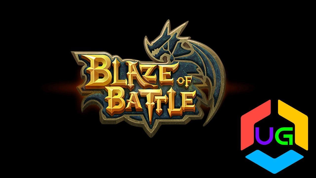 blaze of battle android gameplay hd youtube