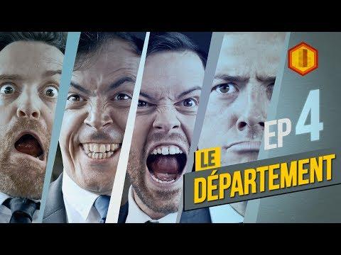 LE DÉPARTEMENT - S2 Ep 4 - La joute