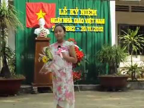 Loi Co-TrilLa PhuongUyen-Ngay Nha Giao VN 2012