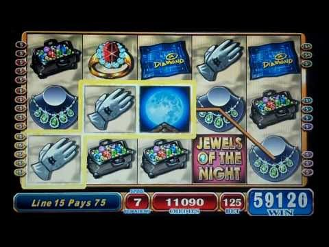 Video Casino slot machine games