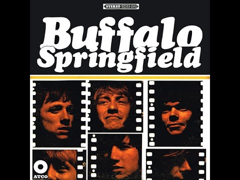 Do I Have To Come Right Out And Say It BUFFALO SPRINGFIELD 1966 ATCO LP
