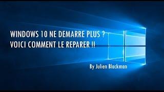 [TUTO] Résoudre les problèmes de démarrage de Windows