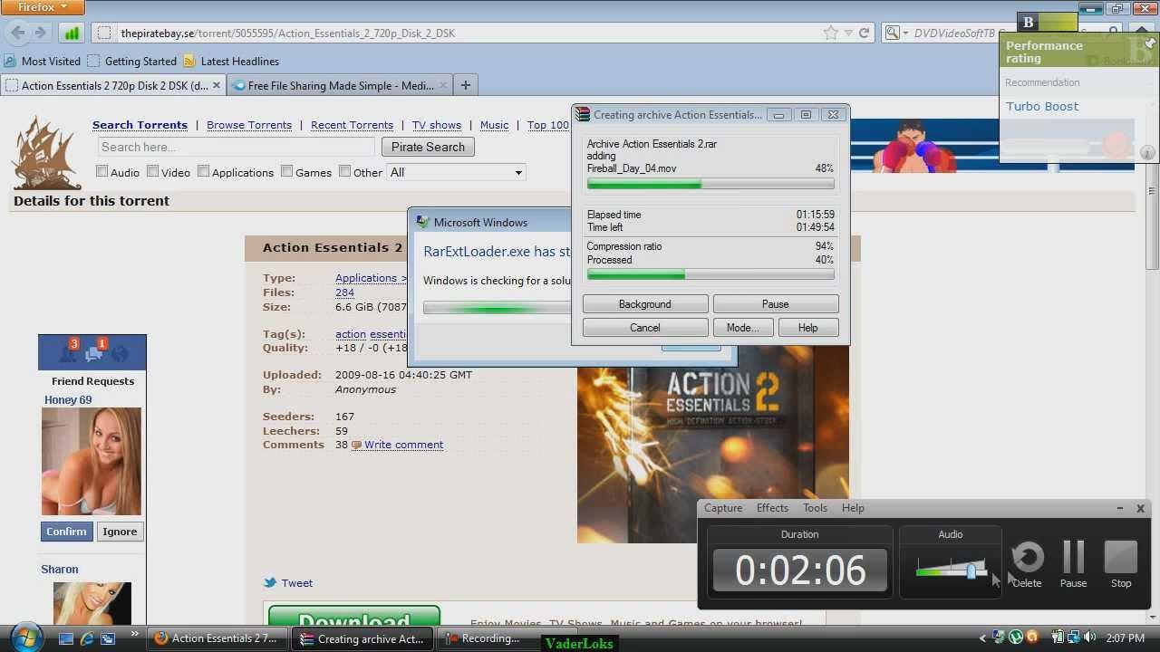 Video copilot action essentials 2 720p & 2k film resolution free.