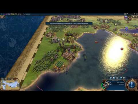 Civilization 6 (Alexander's Conquest - Macedonia) (1) - Philip II's Legacy.