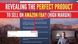 The PERFECT Product To Sell on Amazon FBA When Starting Out (REVEALED)