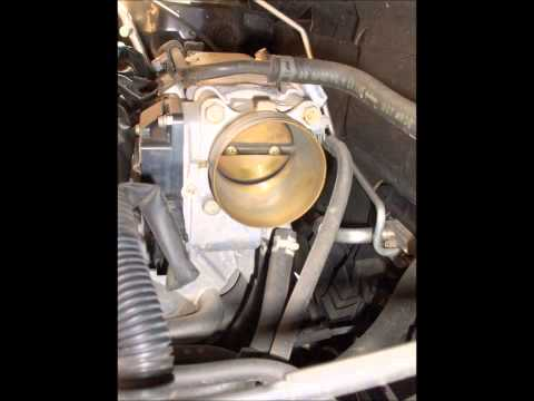 How To Clean Throttle Body 2003 2004 2005 Amp 2006