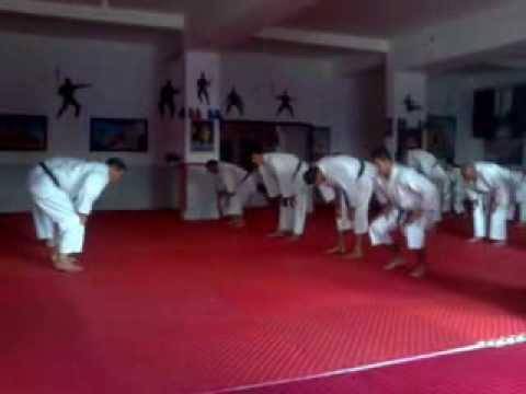 Entrainement Karaté Shotokan ( Masters )