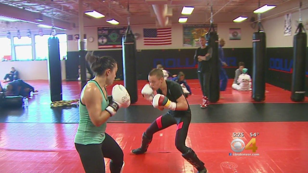UFC's Rose Namajunas Instills Competitive Desire In Other Colorado Women