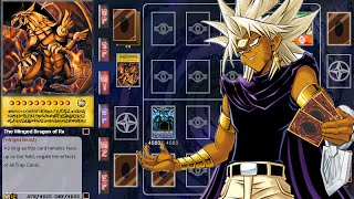 Yu-Gi-Oh Power Of Chaos Shadows Game YUGI VS MARIK (PC GAME) gameplay