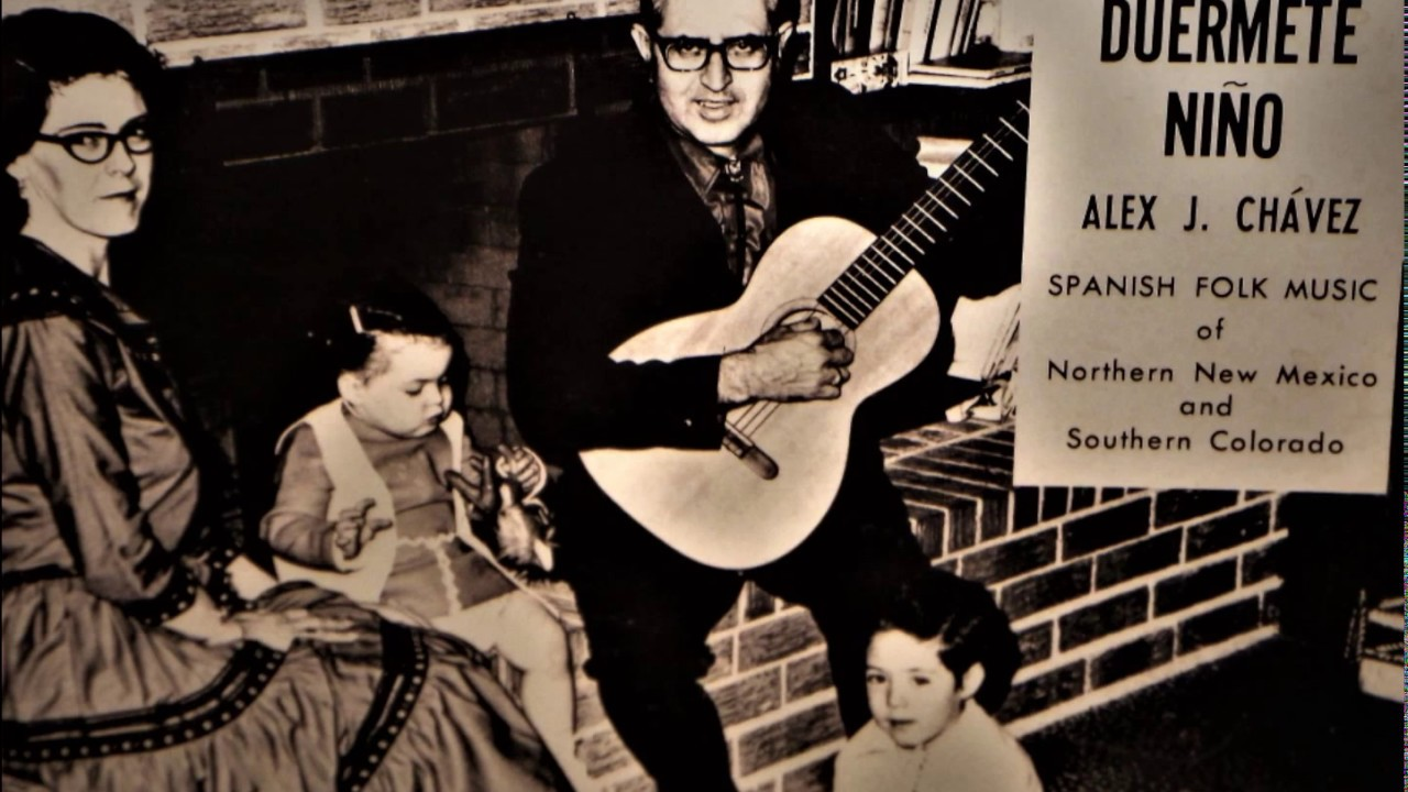 Spanish Folk Music Of Northern New Mexico And Southern Colorado Alex J Chavez 1971 Full Album Youtube