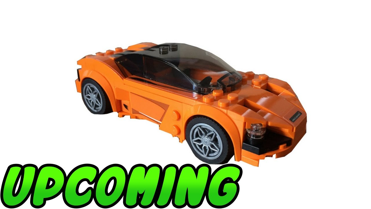 lego speed champions mclaren 720s set pictures 2017 youtube. Black Bedroom Furniture Sets. Home Design Ideas
