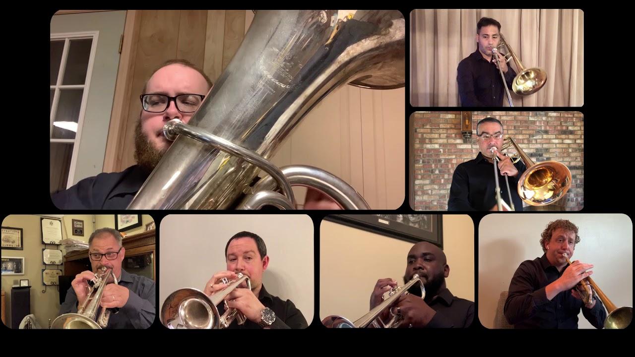 Fanfare For The Brave - Seven Hills Brass