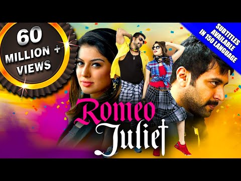 Romeo Juliet (2019) New Released Hindi Dubbed Full Movie | Jayam Ravi, Hansika Motwani, Poonam Bajwa