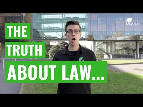 This is why you should NOT study a Law Degree...