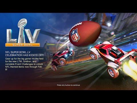 Super Bowl LV 2021   Chiefs vs Buccaneers Rocket League Edition