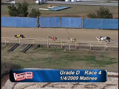 Victoryland 1/4/09 Matinee Race 4