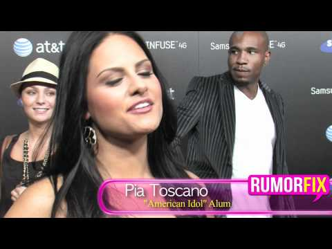 Pia Toscano On Dating Rumors