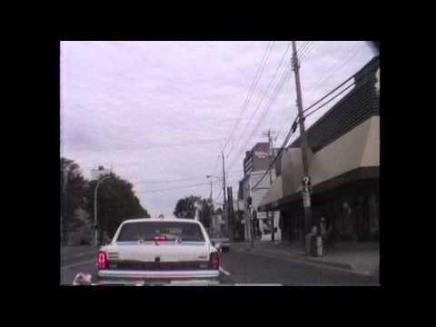 Quinpool Road -Bell Road, Halifax Nova Scotia 1990