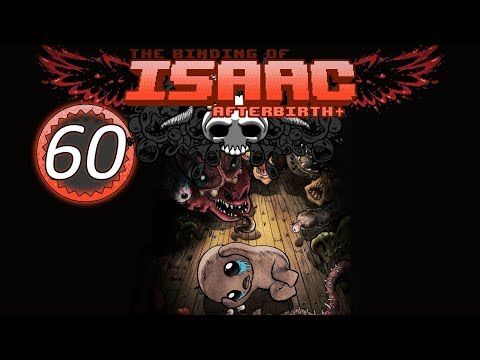The Binding of Isaac: Afterbirth+ - I REALLY LIKE JACOB'S LADDER!