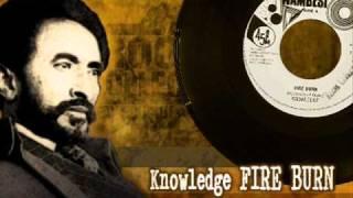 Knowledge_Fire Burn + Dub Version