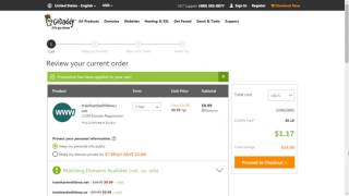 How To Buy A Cheap Godaddy Domain Name 2015