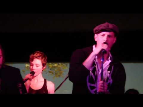 "Gayngs - ""No Sweat"" @ The Natural History Museum 06/03/11"