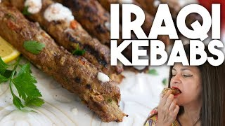 How to make fool proof Kebabs | Iraqi Kebab Recipe | Kravings