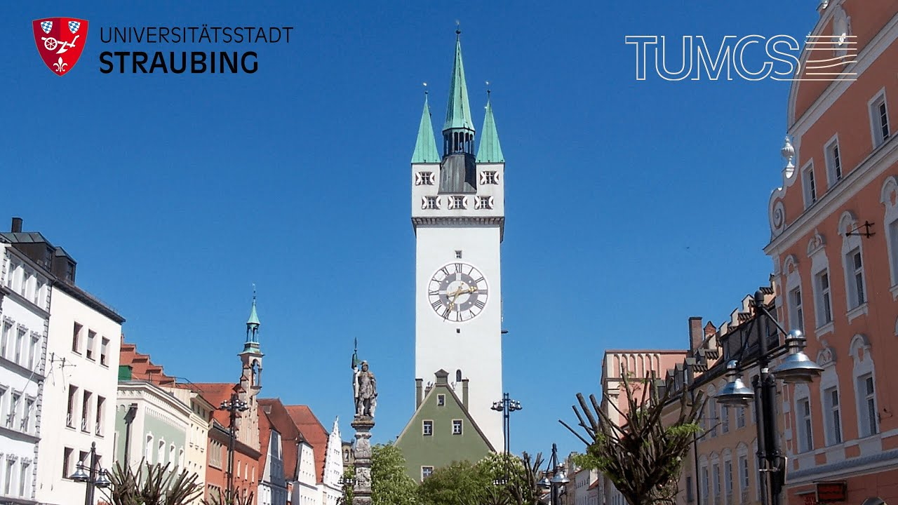 Download Straubing - sights & facts