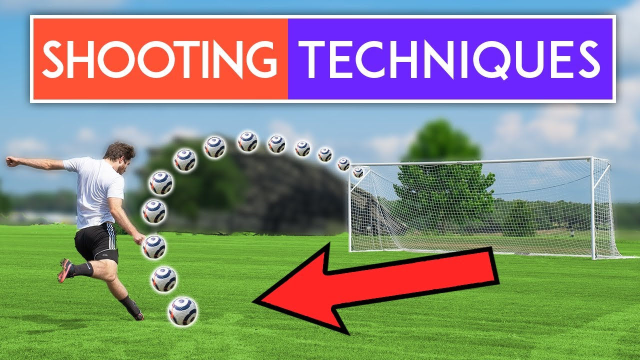 8 BEST Shooting Techniques in Soccer or Football