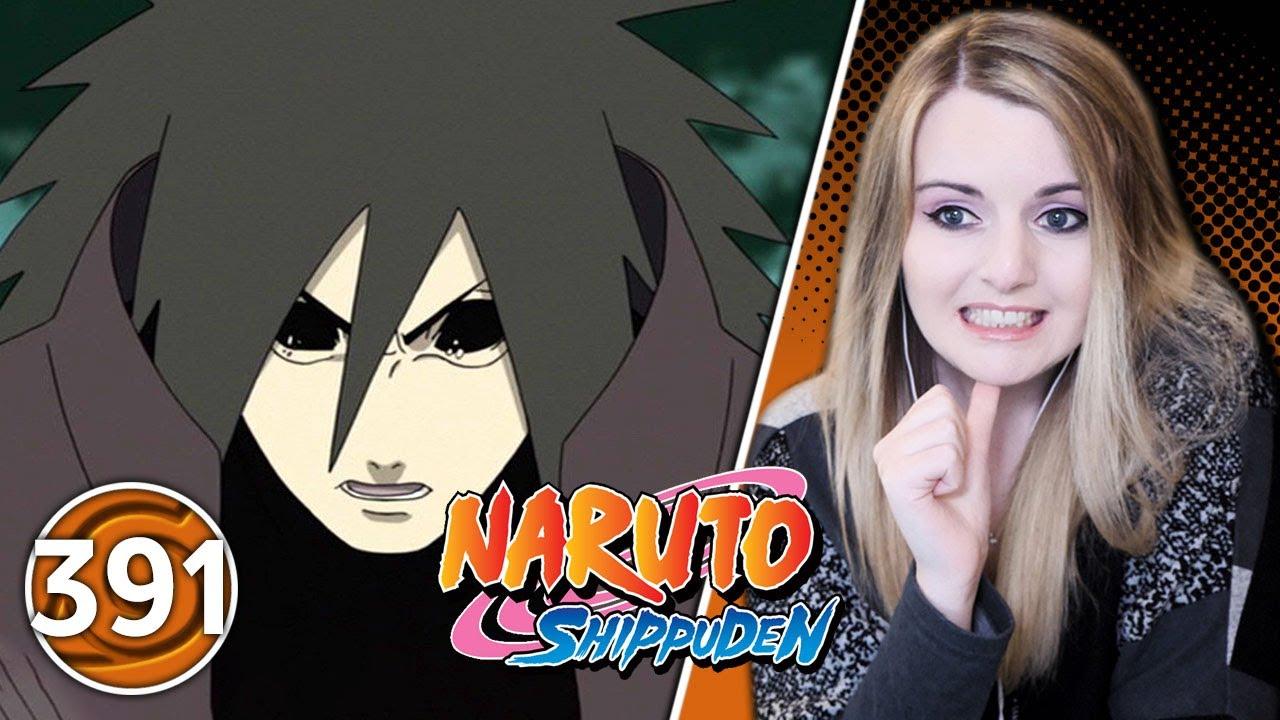 Download Madara Uchiha Rises - Naruto Shippuden Episode 391 Reaction