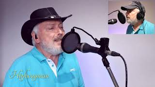 'Highwayman' a vocal cover by Alan Guscott