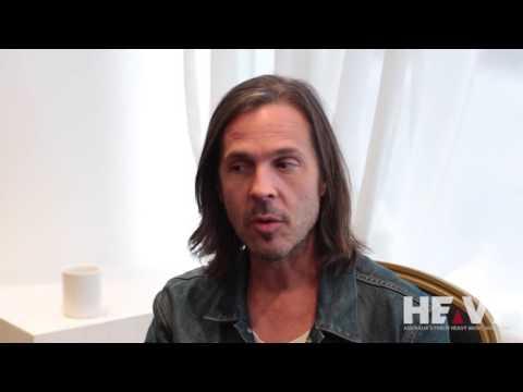 Walter Schreifels Interview 2016   HEAVY TV