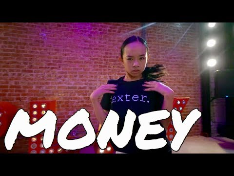 Cardi B Money Official Video Dextercarrchoreography Feat Nicole Laeno Kyndall Harris Youtube