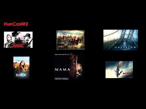 HunCast#2-Django, Hobbit, Feledés, Burok, Mama, Vasember 3