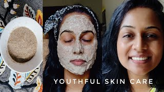 CHIA SEEDS Anti Aging Face Mask For Youthful & Glowing Skin   Get Tight & Smooth Skin