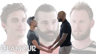 Queer Eye's Stars Take a Friendship Test | Glamour
