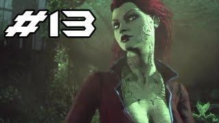 BATMAN Arkham Asylum Gameplay Walkthrough - Part 13 - Antidote (Let