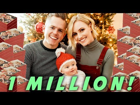 Making Over 1 MILLION Christmas Cards!