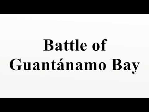 Battle of Guantánamo Bay