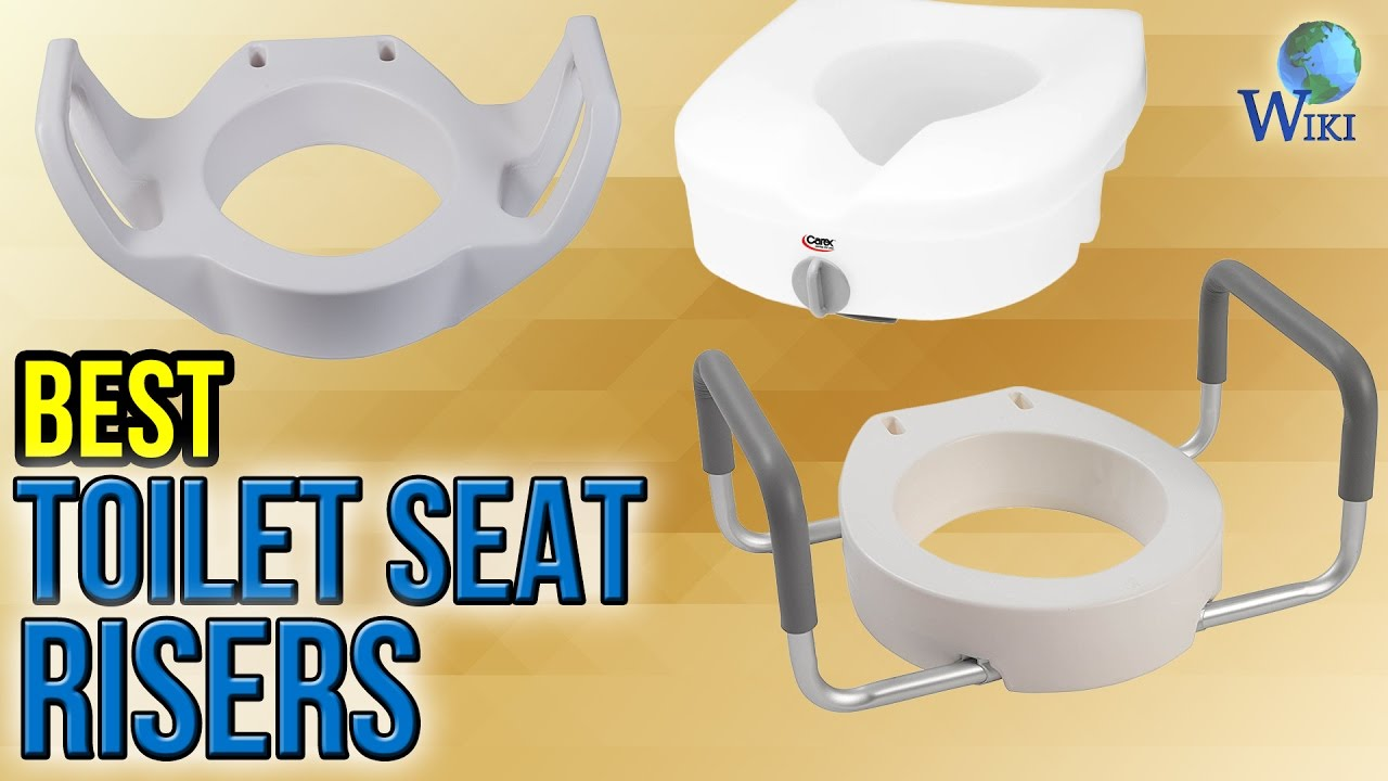 10 Best Toilet Seat Risers 2017 - YouTube