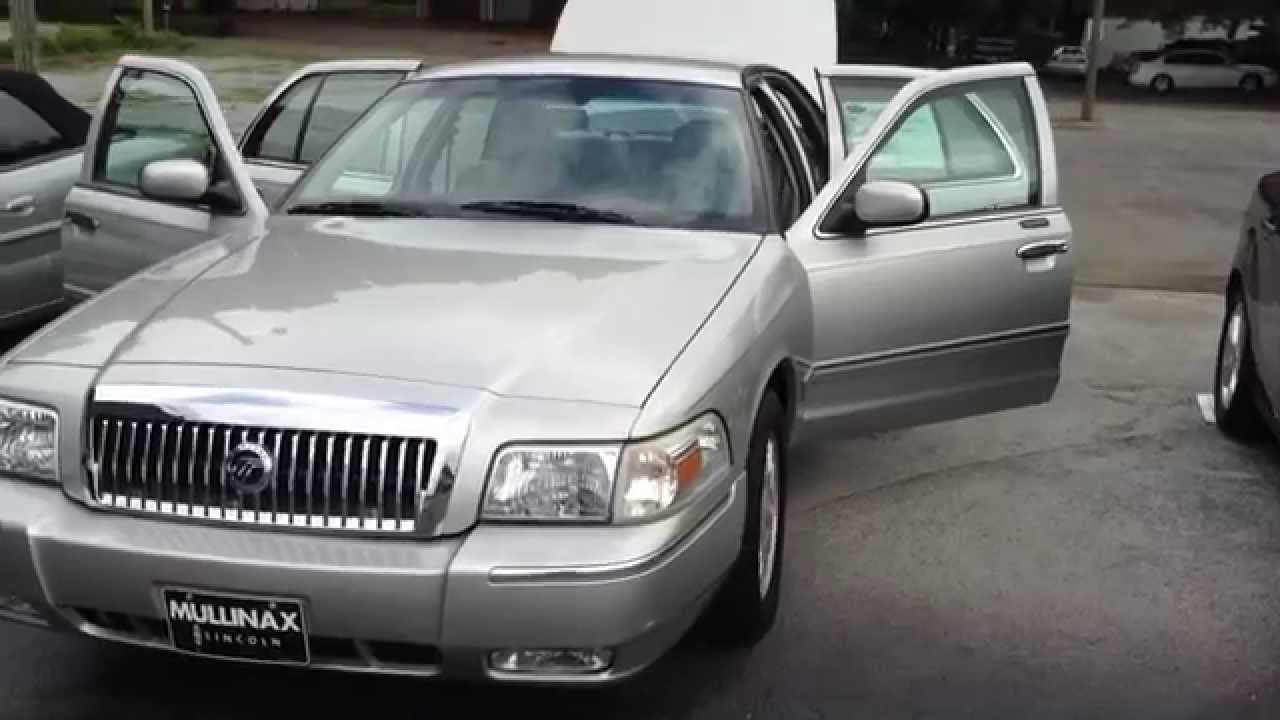 Mercury Grand Marquis 2007 Mullinax Lincoln Automotive