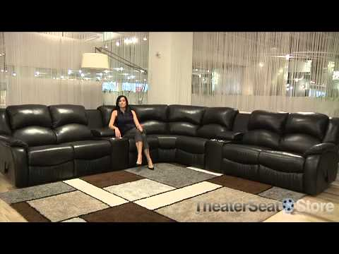 Palliser Dane Sectional Sofa