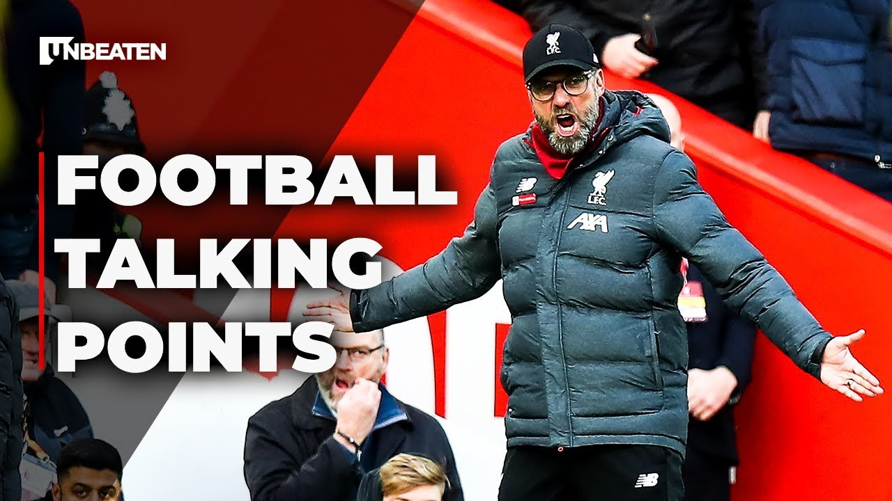 Liverpool's title wait continues [Football News 01 Apr 2020]