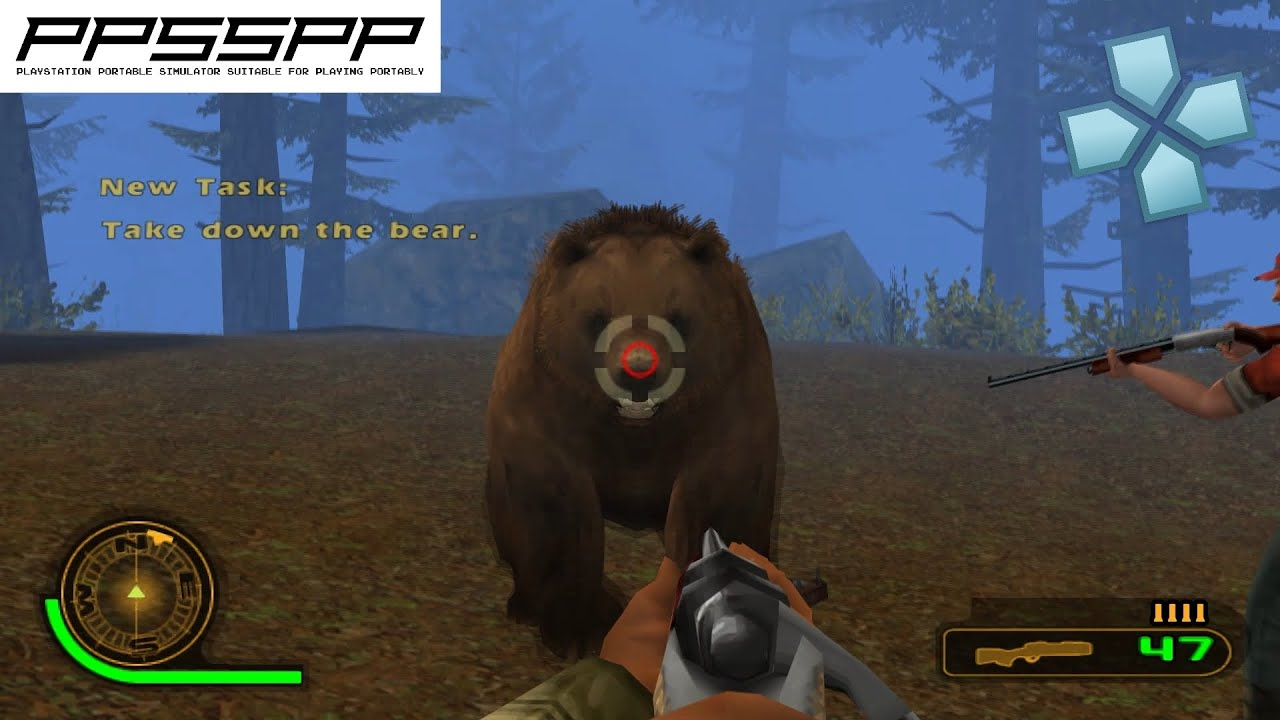 Image of: Psp Gameplay Cabelas Dangerous Hunts Challenge Gameplay Ppsspp Jpg 1920x1080 Psp Animal Games Topsimagescom Psp Animal Games Wwwtopsimagescom
